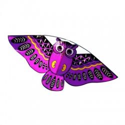 1.1X0.8M Flying Owl Kite Novelty Animal Kites Outdoor Sport Children\'s Fun Toy