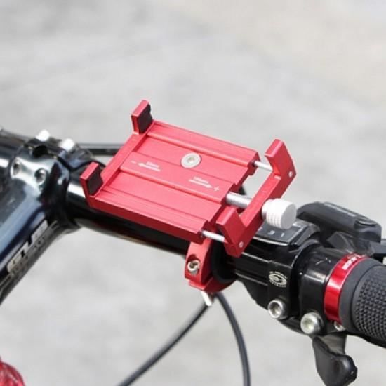 Aluminum Alloy Motorcycle Bicycle Phone Bracket