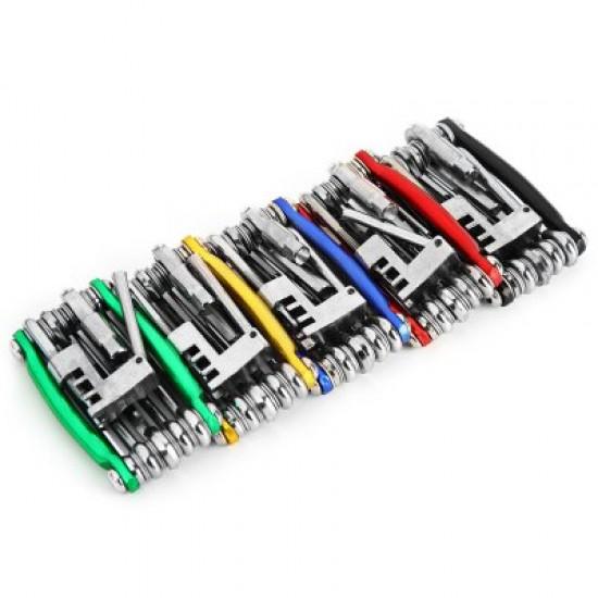 11 in 1 Cycling Repair Tool