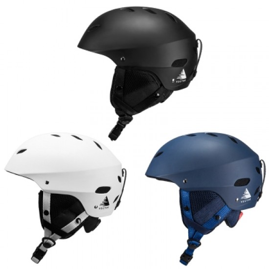 Vector Adjustable Protective Outdoor Skating Snow Sports Ski Helmet