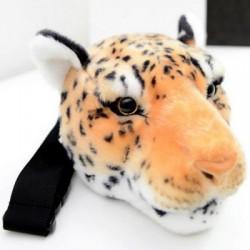 Leopard Head Style Wasit Bag